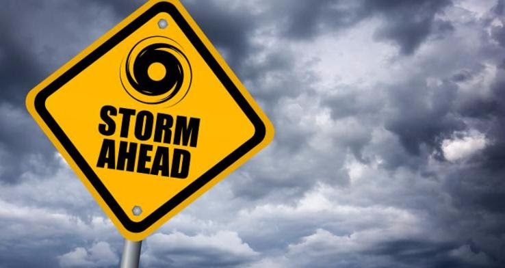 Hurricane Ahead