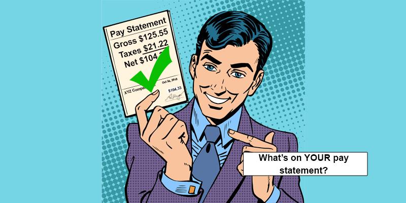 PayMaster Check Stub